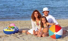 وجهة للسياحة العائلية
