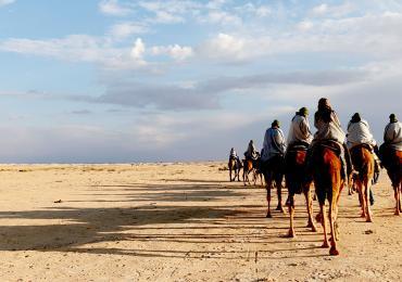 la sahara tunisienne