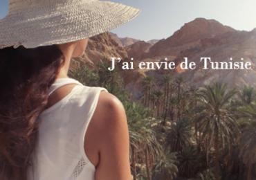J'ai envie de Tunisie