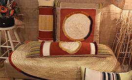 Elaboración de alfombras