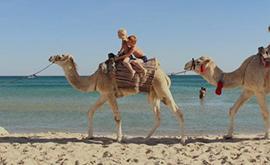Пляжный тур по Тунису