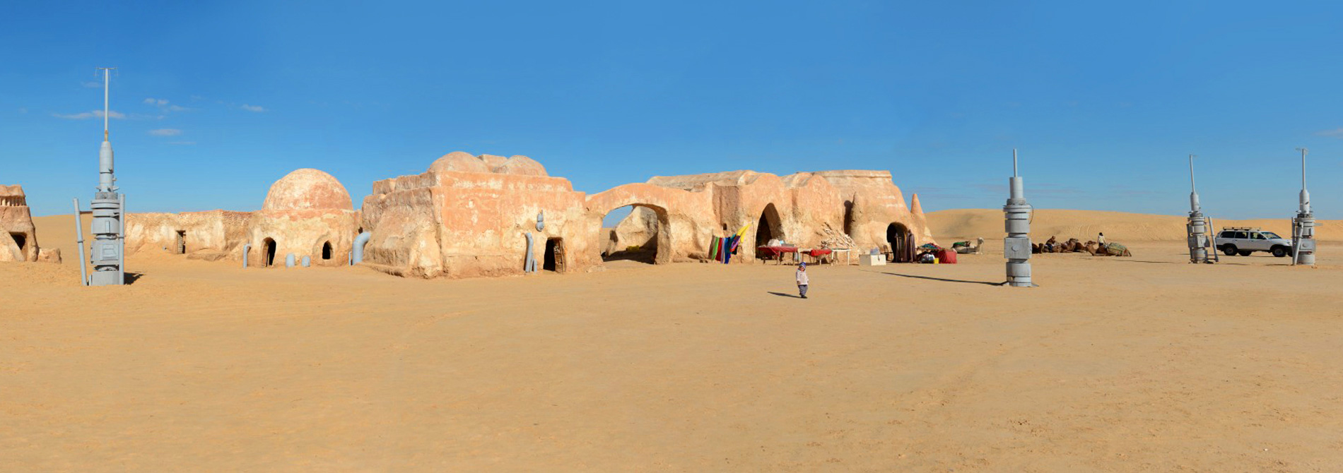 Star Wars Holiday Discover Tunisia